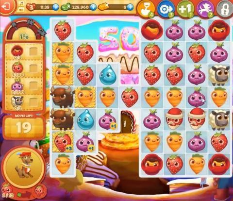 Farm Heroes Saga Level 797: Lösungen, Tipps und Tricks
