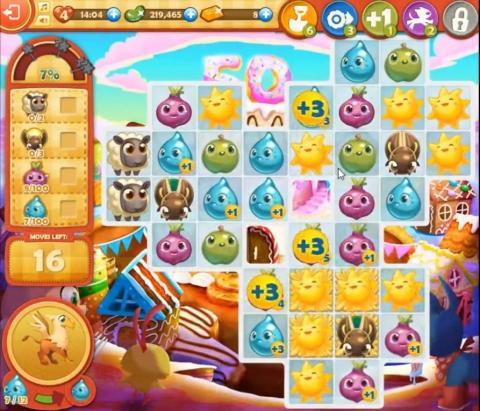 Farm Heroes Saga Level 802: Lösungen, Tipps und Tricks