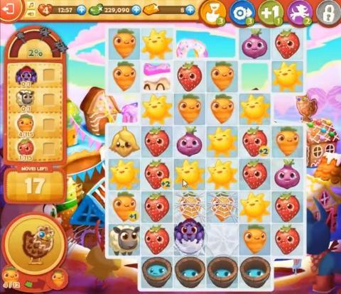 Farm Heroes Saga Level 804: Lösungen, Tipps und Tricks