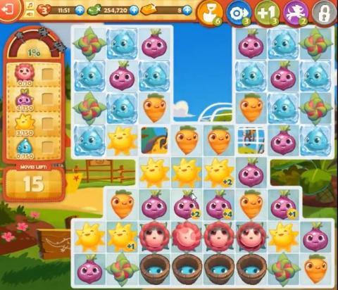 Farm Heroes Saga Level 810: Lösungen, Tipps und Tricks