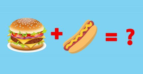Fast-Food-Erfindung: So kombiniert ihr Hamburger und Hot Dog