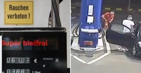 Tankstellenwart