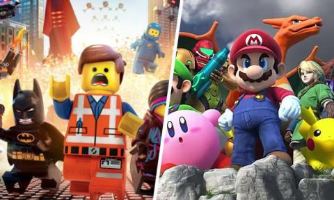 Nintendo: Ein Lego-Film über Mario und Link