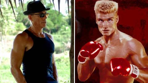 Jean-Claude van Damme dreht einen neuen Actionfilm und sein Filmpartner wird euch begeistern!
