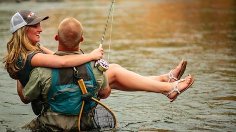 """""""Fishing"""": Warum der neue Flirt-Trend so beliebt ist"""