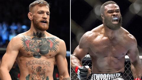 Conor McGregor: Comeback gegen Tyron Woodley statt gegen Floyd Mayweather?
