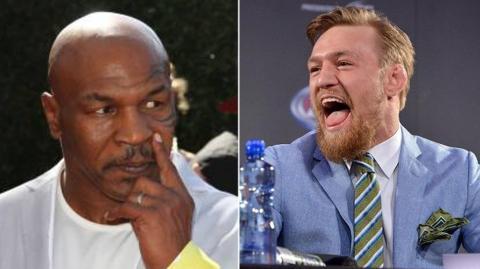 McGregor reagiert auf die Kritik von Mike Tyson