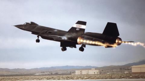 Die NASA veröffentlicht ein sehr seltenes Video vom schnellsten Flugzeug der Welt