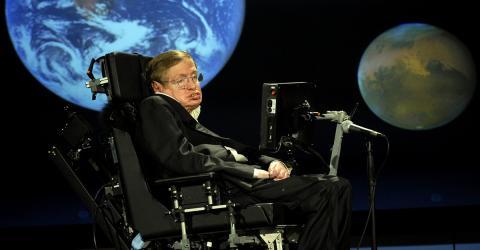 "Stephen Hawkings letzte Warnung: ""Supermenschen"" könnten uns ausrotten"