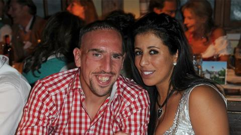 Franck Ribéry: Seine Frau ist kaum wiederzuerkennen