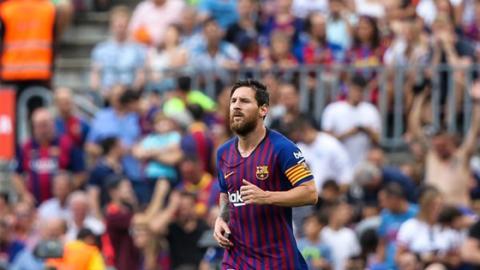 Lionel Messi kritisiert die Geldgier vieler Spieler