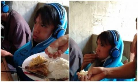 Ihr 13-jähriger Sohn ist spielsüchtig. Jetzt füttert sie ihn sogar!
