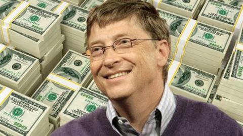 Jeff Bezos löst Bill Gates kurzzeitig als reichsten Mann der Welt ab