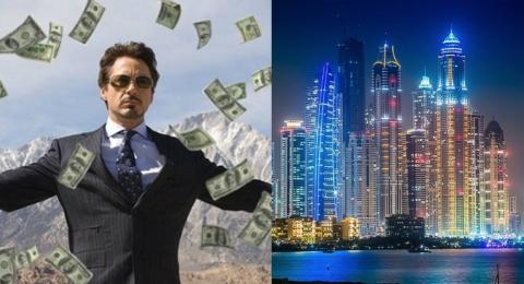 Immobilienagentur vergütet Job in Dubai mit 225.000 Euro pro Jahr. Aber da ist noch das Kleingedruckte