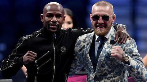 Wie viel haben Conor McGregor und Floyd Mayweather offiziell verdient?