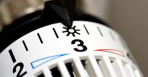 Richtig heizen: Was bedeuten die Zahlen auf dem Thermostat?