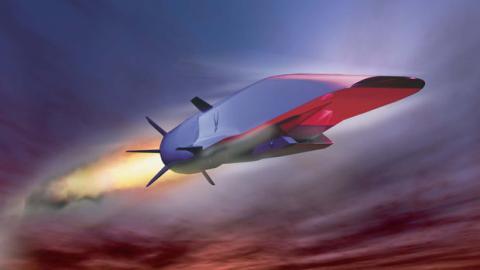 DX-51A Wave Rider: Das Hyperschallgeschwindigkeitsflugzeug wird ab 2023 den Himmel durchstreifen