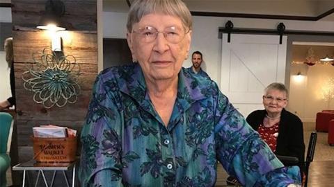 100-Jährige schockiert Ärzte mit ihrem Lebenselixier