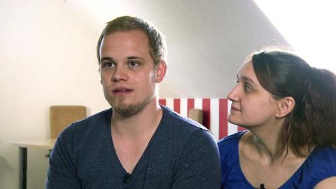 Hartz-IV-Empfänger Alex ist Vater von 3 Kindern. Was er für sie macht, bringt alle zum Rasen