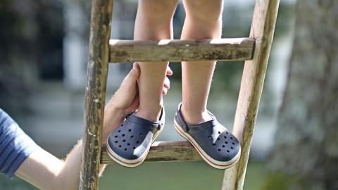Wenn du diese Schuhe gerne trägst, kann etwas passieren, das dir nicht gefallen wird