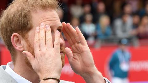 It's a boy: Prinz Harrys Reaktion erstaunt die Welt