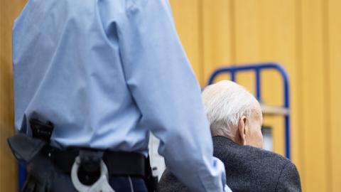 Japan: Rentner gehen freiwillig ins Gefängnis aus einem bestürzende