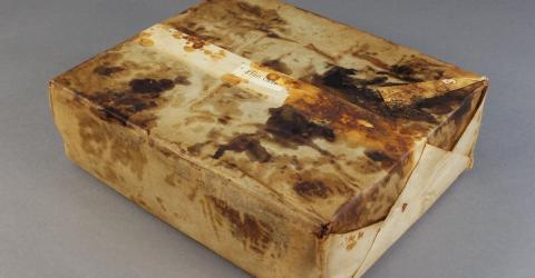 Fund in der Antarktis: 100 Jahre alter Kuchen