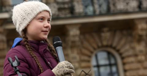 Nobelpreis mit 16 Jahren: Ihre Krankheit gibt Greta Thunberg die Kraft zu kämpfen