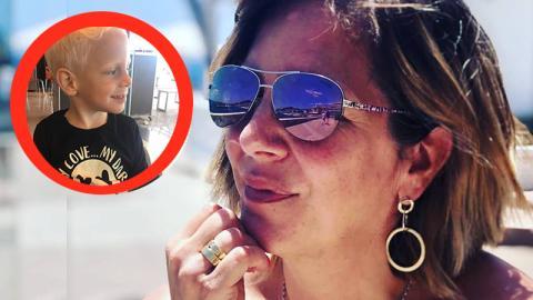 Angst um ihren Sohn: Danni Büchner bangt um Diego