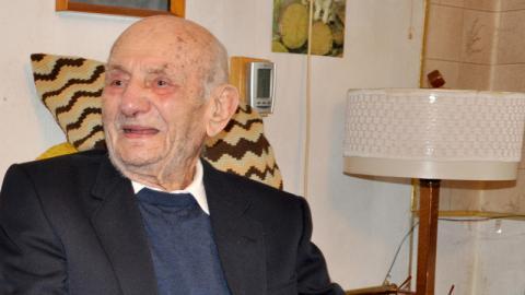 Ältester Mann: Der Weltrekord liegt jetzt bei Deutschland