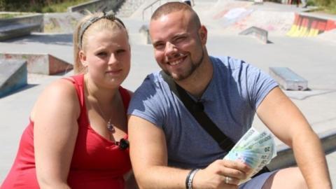 Hartz-IV-Paar erwartet ein Baby: Was es zum Thema Rauchen sagt, macht fassungslos!