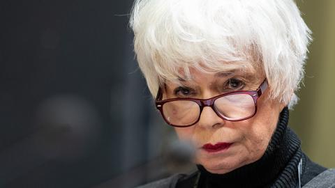 Ingrid Steeger vor Gericht: Ein Freund will ihr den liebsten Besitz wegnehmen