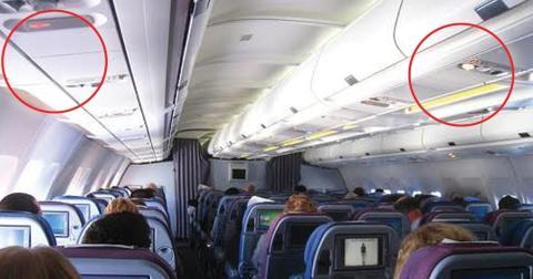 Aus diesem Grund ist die Klimaanlage im Flugzeug immer auf Maximum gestellt