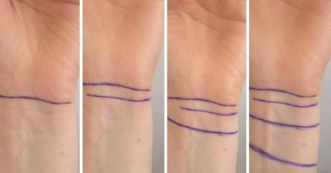 Das verraten die Linien an deinem Handgelenk über deine Gesundheit und deine Zukunft