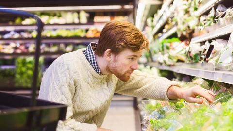 Abgepackter Salat: Dieses Ekelteil befindet sich in fast jedem Beutel