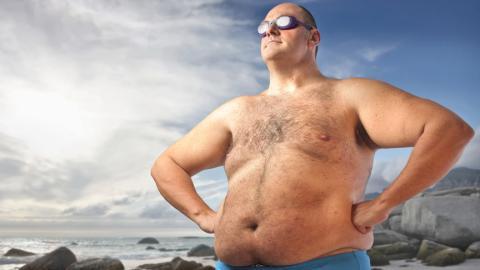 Aus diesem einleuchtenden Grund gefallen Frauen Männer mit Übergewicht