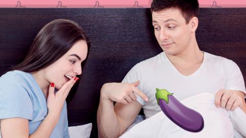 So sieht laut Frauen der perfekte Penis aus