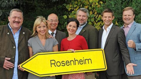 """Tot im Wald aufgefunden: Große Trauer um """"Rosenheim Cops""""-Darsteller"""