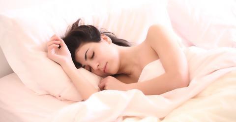 Schlafqualität verbessern mit einer einfachen Technik