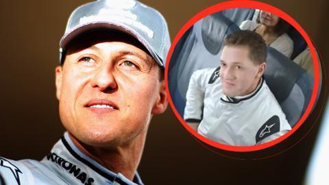 Geschmacklose Aktion: Fluggesellschaft zeigt Aufnahmen von Michael Schumacher
