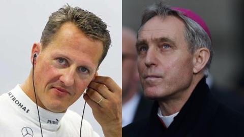 Besuch bei Michael Schumacher: Erzbischof verrät Details über seinen Zustand