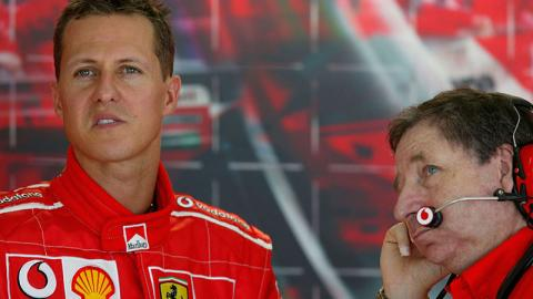 """Jean Todt über Michael Schumacher: """"Er gibt nicht auf und kämpft weiter"""""""