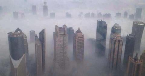 China: Kampf gegen Luftverschmutzung hat schlimme Folgen für die Gesundheit