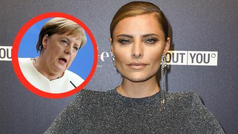 "Sophia Thomallas klare Ansage an Merkels Kritiker: ""Mutti macht ihr nicht kaputt"""
