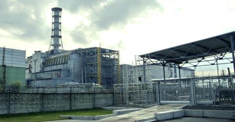 """Tschernobyl: Der """"Sarkophag"""", der uns vor nuklearer Strahlung schützt, droht zusammenzubrechen"""