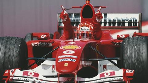 Formel 1 jubelt: Sie hat ihren Schumacher wieder