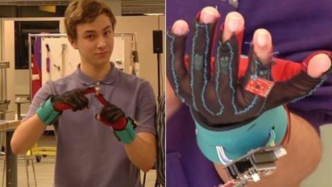 Eindrucksvolle Erfindung aus Kenia: Diese Handschuhe können sprechen