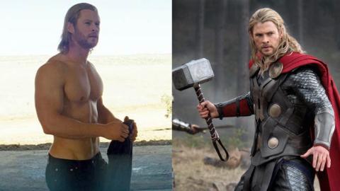 Chris Hemsworth erklärt, warum Gewichtheben allein für den Körper von Thor nicht reicht