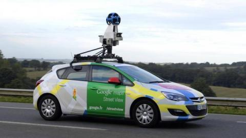 Google: Verformbare Karosserie für autonome Fahrzeuge