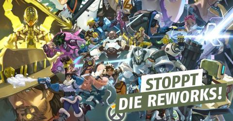 Overwatch: Bitte hört auf, an den Reworks der Helden zu arbeiten